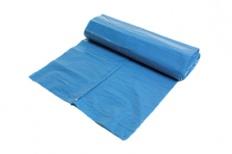 afvalzak blauw