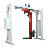 DWM Semi automatische stretch folie machine
